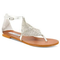 Steve Madden Women's Shoes, Shiney Sandals - Juniors' Shoes - Shoes - Macy's