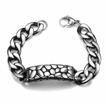 Stylish Great Deal Awesome Gift New Arrival Shiny Hot Sale Men Geometric Bracelet [10783256195]