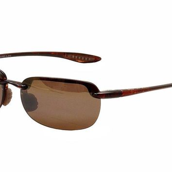 Maui Jim Mens Sandybeach Sunglasses (408) Plastic,Acetate