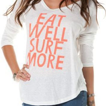 BILLABONG SURF MORE LS TEE | Swell.com