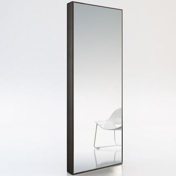 Taft Full-Length Mirror WENGE