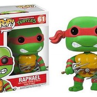 Funko Pop Teenage Mutant Ninja Turtles Vinyl Raphael 3343
