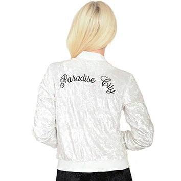 Paradise City Bomber Jacket