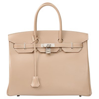 NUDE Birkin with R A R E guilloche hardware!