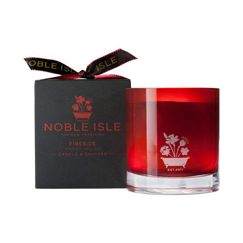 Fireside Candle and Snuffer by Noble Isle