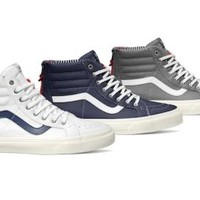 Vans California Collection Introduces the Fall 14 Varsity Stripe Pack