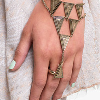 BP. Triangle Hand Chain | Nordstrom