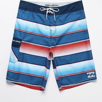CREYONDI5 Billabong All Day OG Striped 21' Boardshorts