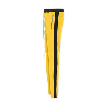 Mens Slim Fit Joggers Fitness Activewear Sports Track Pants for Gym Training