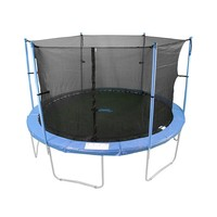 Upper Bounce 6-Pole Trampoline Enclosure Set for 10-ft. Trampoline Frames