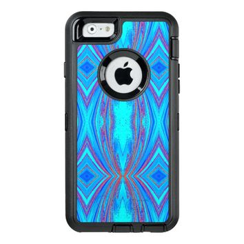 creative abstract pattern OtterBox defender iPhone case