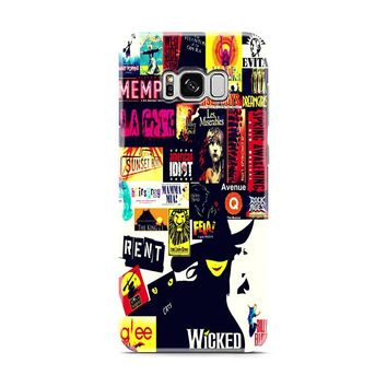 Broadway (collage 2) Samsung Galaxy S8 | Galaxy S8 Plus Case