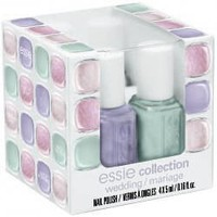 Essie Love & Acceptance Wedding Spring 2012 4 Piece Mega Mini Color Cube
