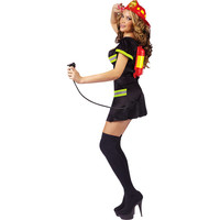 Walmart: Put Out the Fire Adult Halloween Costume