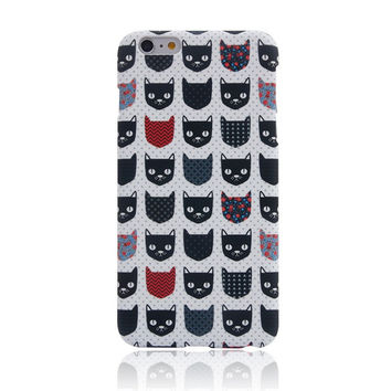 I am a Cat 2 Creative Handmade iPhone creative cases for 5S 6 6S Plus