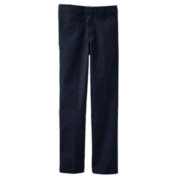 Dickies Easy Care Slim Straight Pants - Boys 8-20