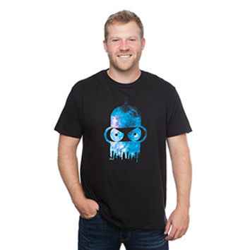 Futurama Bender Galaxy T-Shirt