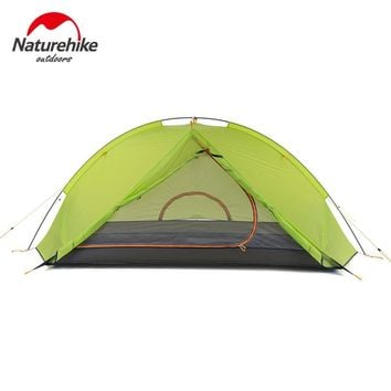 POINT BREAK Tower and single pole tent ultralight 20 d silicone anti rain single double outdoor camping NH17T140 - J