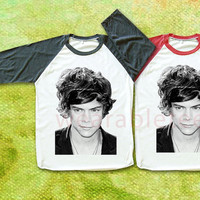 Harry Style TShirts One Direction TShirts Pop Rock TShirts Unisex TShirts Women TShirts Men TShirts Rock Tee Shirts Long Sleeve Tee Shirts