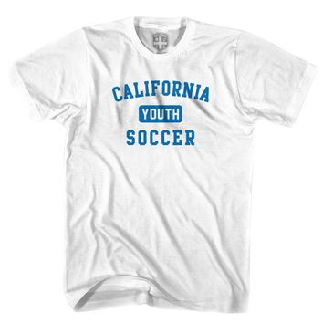 California Youth Soccer T-shirt
