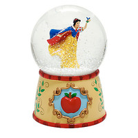 Disney Snow White Apple Snow Globe