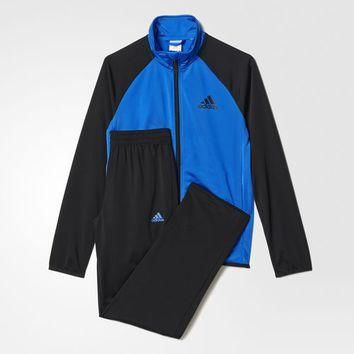 adidas Entry Track Suit - Blue | adidas US