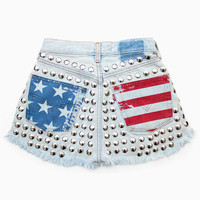 Hail USA Shorts | BATOKO