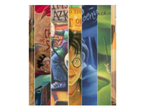 Harry Potter: All 7 Books - Iphone Case  iPhone Cases & Skins