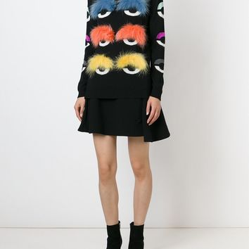Fendi Bag Bugs Sweater - Max-b - Farfetch.com