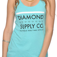 Diamond Supply Co. Roots Tank Top