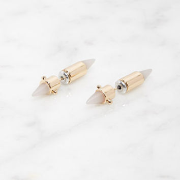 Pointed Combo Studs