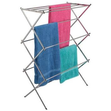 X-Frame Clothes Drying Rack