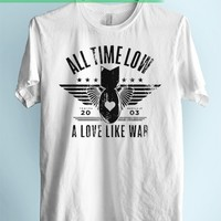 All Time Low A Love Like War Unisex Adult T Shirt | Digitalprintcustom