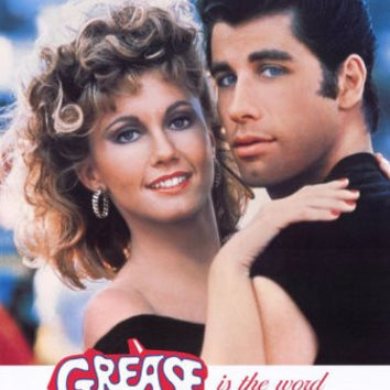 Grease 27x40 Movie Poster