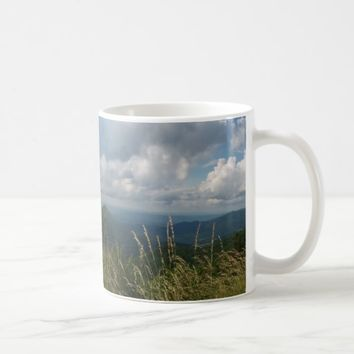Blue Ridge Mtns Photograph on Coffee Mug