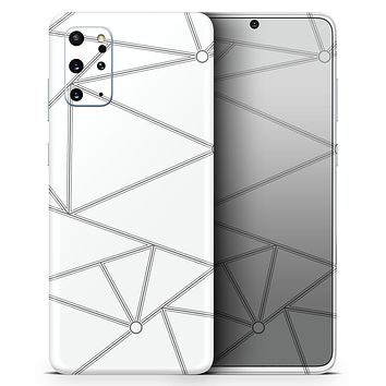 Simple Connect - Skin-Kit for the Samsung Galaxy S-Series S20, S20 Plus, S20 Ultra , S10 & others (All Galaxy Devices Available)