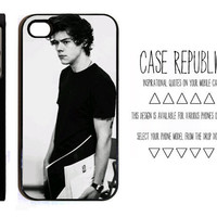 Apple iPhone 4 4G 4S 5 iPod Touch 5 Case Cover One by CaseRepublic