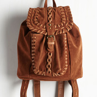 Good News Travels Vast Backpack | Mod Retro Vintage Bags | ModCloth.com