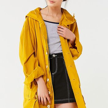 Vintage Oversized Parka Coat | Urban Outfitters