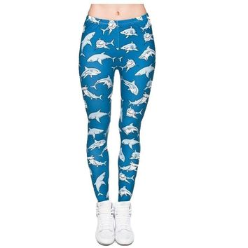 Great Shark Leggings