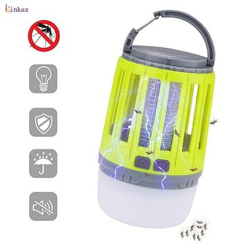 Weanas™ 2 in 1 USB Rechargeable LED Mosquito Killer Camping Lantern