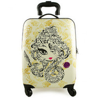 Ever After High Polycarbonate Hardcase Luggage