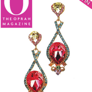"Jewel Candy Earrings (As seen in Oprah's ""Favorite Things"" issue)"