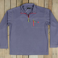 Southern Marsh FieldTec Dune 1/4 Zip Pullover- Mountain Purple