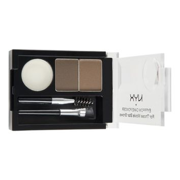 NYX - Eyebrow Cake Powder - Brunette - ECP05
