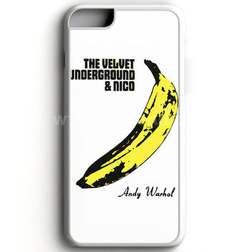 Andy Warhol Velvet Underground iPhone 7 Case | aneend