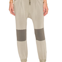 Stateside Jogger Pant in Fern
