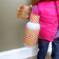 Water Bottle for American Girl & 18-In Dolls
