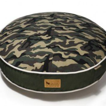 Camouflage Bed