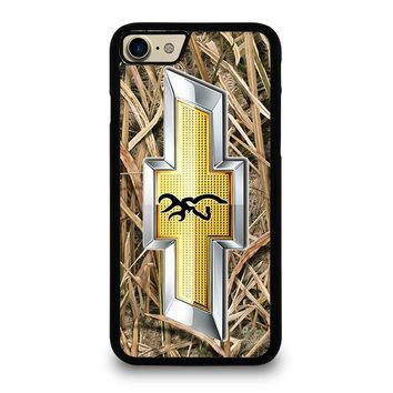 CAMO BROWNING CHEVY iPhone 7 Case Cover